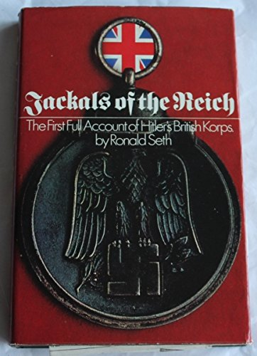 9780450012211: Jackals of the Reich