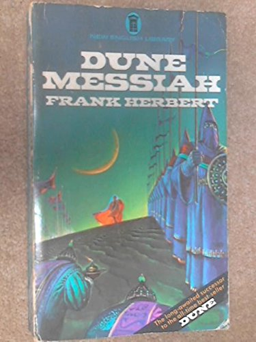 9780450012297: DUNE MESSIAH