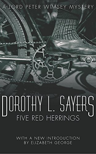 9780450012488: Five Red Herrings: Lord Peter Wimsey Book 7 (Lord Peter Wimsey Mysteries)