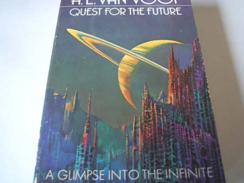 9780450012853: Quest for the Future