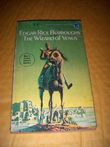 9780450013539: The Wizard of Venus