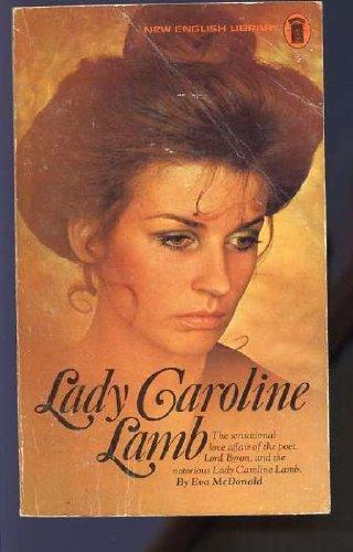 9780450013638: Lady Caroline Lamb