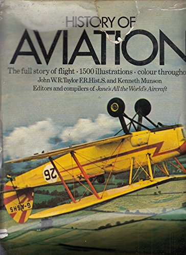 9780450013850: History of Aviation