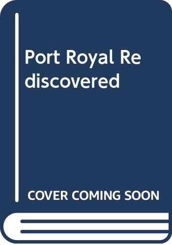9780450015908: Port Royal Rediscovered