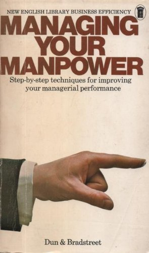 Managing your manpower (New English Library business: DUN AND BRADSTREET