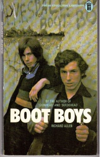 Boot Boys (9780450016974) by Richard Allen