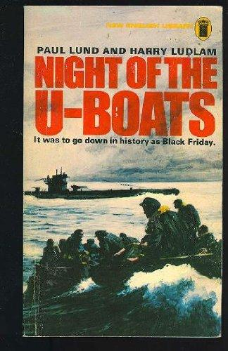 9780450018336: Night of the U-boats