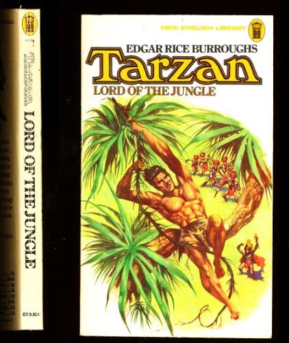 9780450019005: Tarzan, Lord of the Jungle