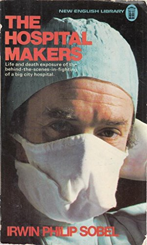 9780450019579: Hospital Makers