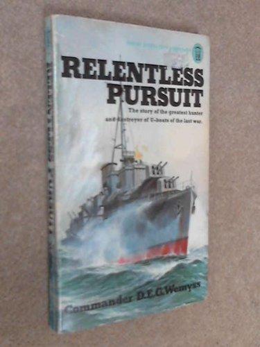 9780450019982: Relentless Pursuit