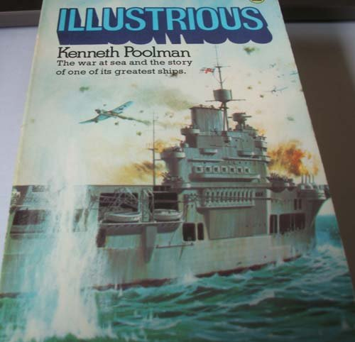 Illustrious: Poolman, Kenneth