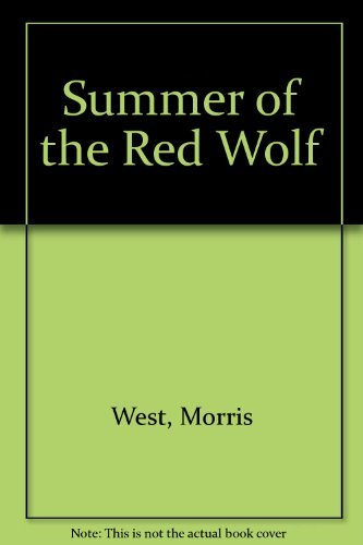 9780450022241: Summer of the Red Wolf