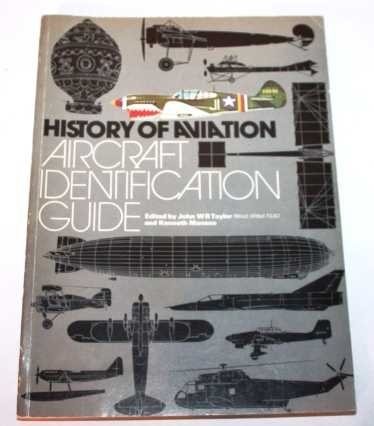 9780450022418: History of Aviation: Aircraft Identification Guide