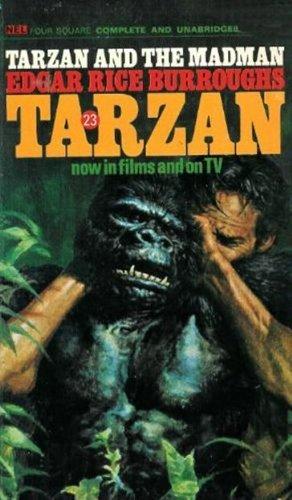9780450022555: Tarzan and the Madman