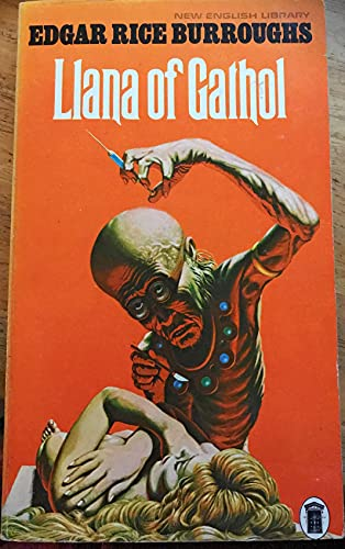 9780450022876: Llana of Gathol
