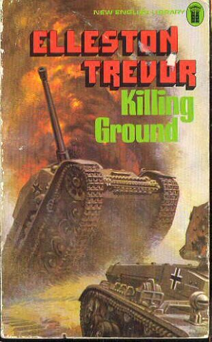 Killing Ground: Elleston Trevor