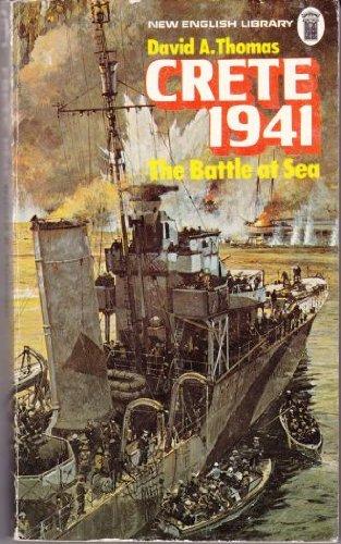 9780450025549: Crete, 1941: The Battle at Sea