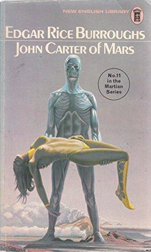 9780450026768: John Carter of Mars