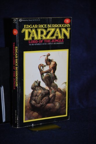 9780450027918: Tarzan, lord of the jungle