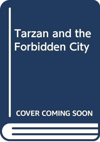 9780450027925: Tarzan and the Forbidden City