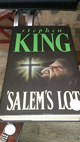 9780450028601: Salem's Lot