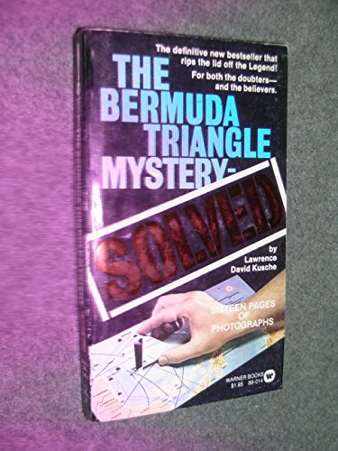 9780450028618: The Bermuda Triangle mystery--solved