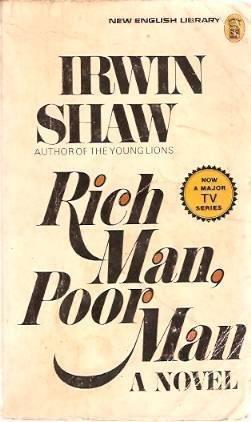 9780450029554: Rich man, poor man
