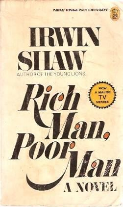 9780450029554: Rich Man, Poor Man [Paperback] by Shaw, Irwin