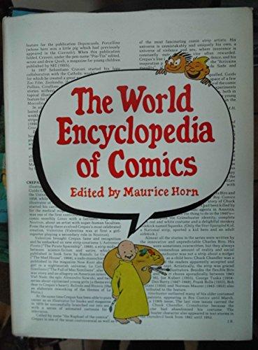 9780450030727: World Encyclopedia of Comics