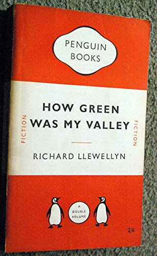9780450030765: How Green Was My Valley