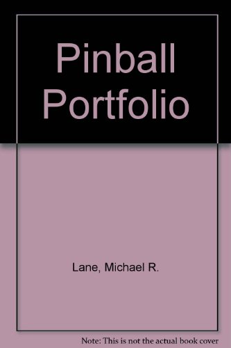 Pinball Portfolio (0450031691) by Michael R. Lane