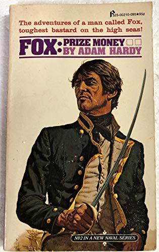 Fox No. 2: Prize Money: Adam Hardy