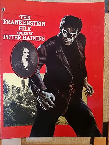 The Frankenstein File: Haining, Peter, Mary