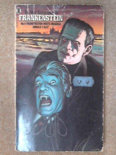 9780450034152: Frankenstein Meets Dracula (New adventures of Frankenstein/Donald F. Glut)