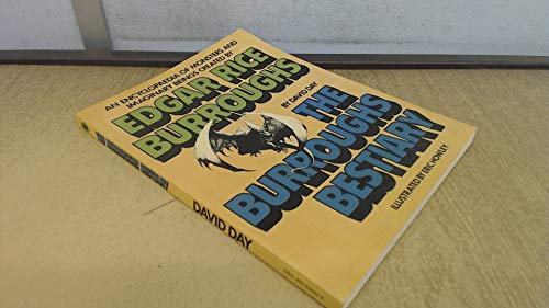 9780450034428: The Burroughs Bestiary: Encyclopaedia of Monsters and Imaginary Beings Created by Edgar Rice Burroughs