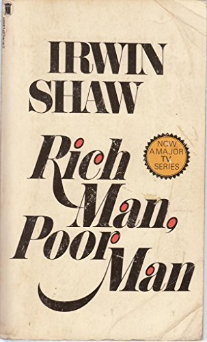 9780450035685: RICH MAN, POOR MAN.