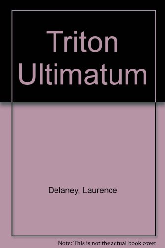 9780450036873: Triton Ultimatum