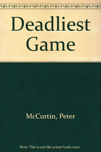 9780450038655: Deadliest Game