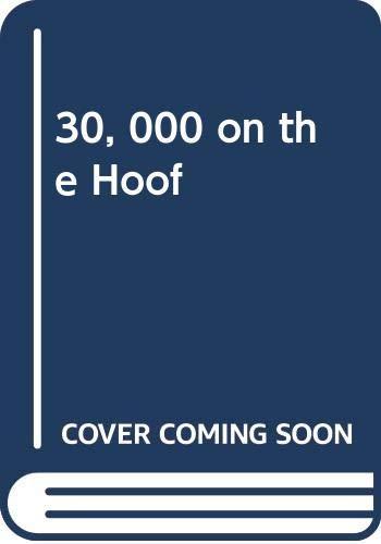 9780450040993: 30, 000 on the Hoof