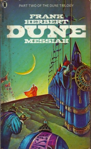 9780450041563: Dune messiah