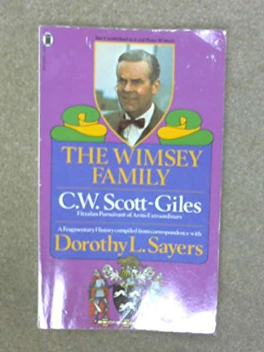 9780450043536: The Wimsey Family