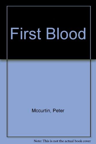 9780450043857: First Blood