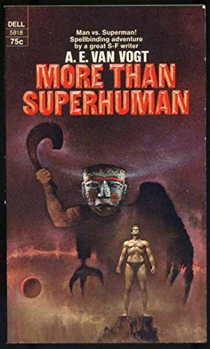 9780450045615: More Than Superhuman