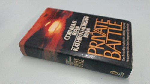 9780450047404: Private Battle