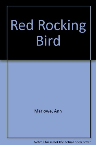 9780450047480: The Red Rocking Bird