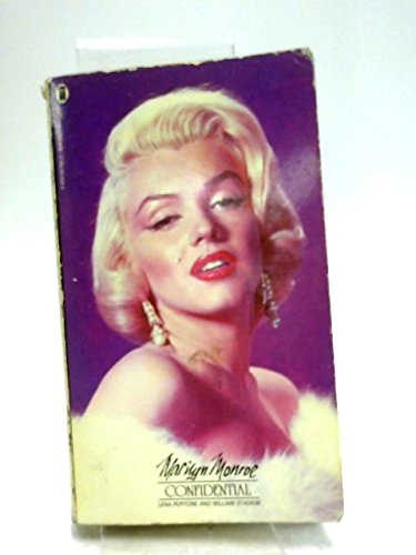9780450047657: Marilyn Monroe Confidential