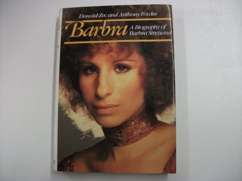 Barbra: A Biography Of Barbra Steisand (VERY SCARCE HARDBACK FIRST EDITION SIGNED BY THE AUTHOR)