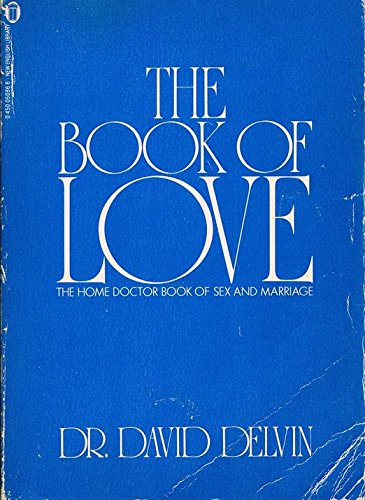 9780450050862: BOOK OF LOVE.