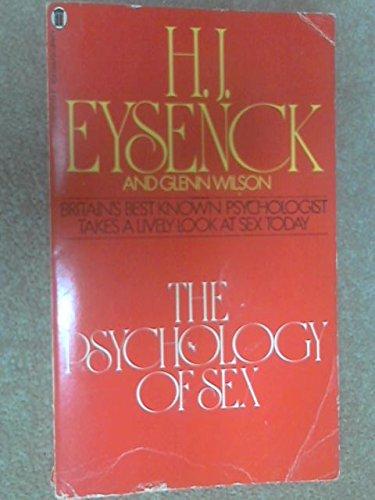 9780450051043: Psychology of Sex