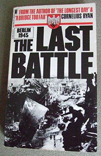 9780450052255: The Last Battle